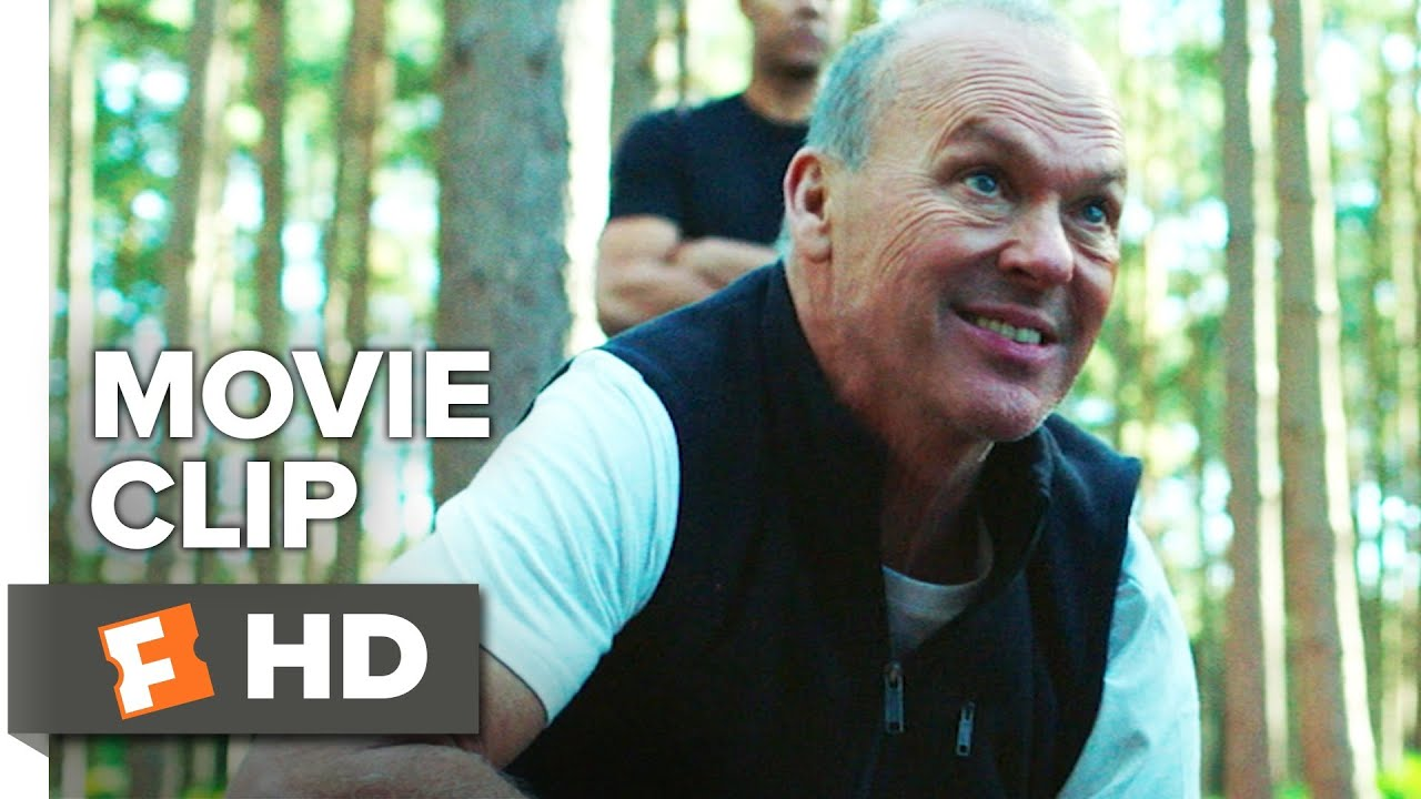 The Ultimate Weapon is Unleashed. Watch Michael Keaton Train Dylan O'Brien as an 'American Assassin' with Sanaa Lathan