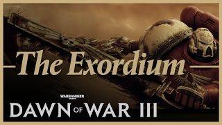 Видео к игре Warhammer 40,000: Dawn of War 3 из публикации: Опубликован вступительный ролик Dawn of War 3