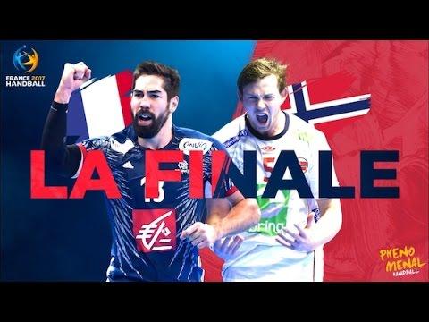 Finale France vs Norvège 33-26 les meilleurs moments Handball 2017
