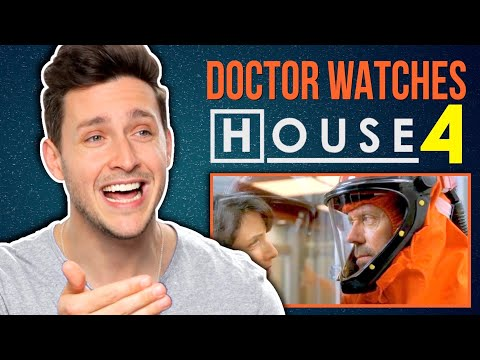 Doctor Reacts To House MD QUARANTINE Episode | Medical Drama Review