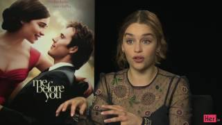 Emilia Clarke chats about Me Before You and Game of Thrones