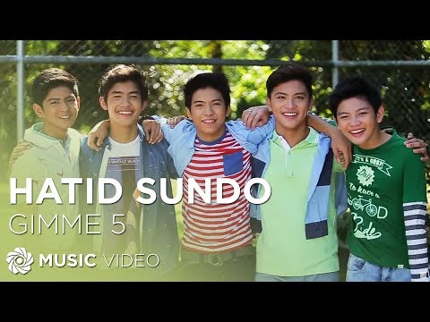 GIMME 5 - Hatid Sundo (Official Music Video)