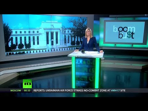 Frances Coppola discusses Fed Rate Hike