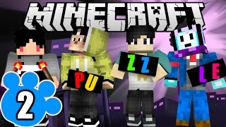 Video Minecraft Indonesia - Determined Together : MEMBUAT KITA PUSING! ft. 4Brothers (2) MP3, 3GP, MP4, WEBM, AVI, FLV Juli 2018