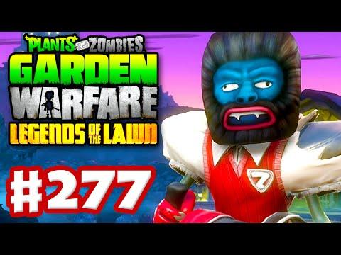 Plants vs. Zombies: Garden Warfare – Gameplay Walkthrough Part 277 – Samsquanch Golf Star! (PC)