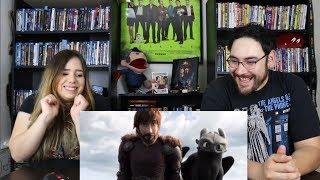 Video How To Train Your Dragon 3 THE HIDDEN WORLD – Official Teaser Trailer Reaction / Review MP3, 3GP, MP4, WEBM, AVI, FLV Juni 2018
