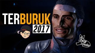 Video 7 Game TERBURUK 2017 - TLM List MP3, 3GP, MP4, WEBM, AVI, FLV Oktober 2018