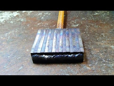 Video Wild Damascus steel.  Making a blade download in MP3, 3GP, MP4, WEBM, AVI, FLV January 2017