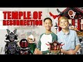 LEGO NINJAGO Temple of Resurrection Unboxing - The Build Zone
