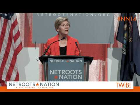 Sen. Elizabeth Warren: We Can Win