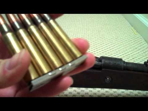 German Mauser Kar98k Review Part 1 of 3