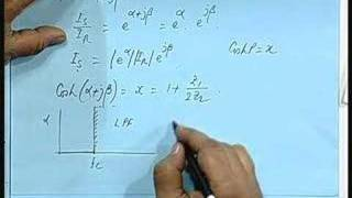 Lecture - 23 Image Impedance, Iterative Impedance