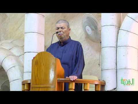 خطبة الجمعة لفضيلة الشيخ عبد الله 6/6/2014