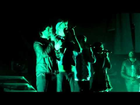 Tekst piosenki Pentatonix - The Peaceful War po polsku