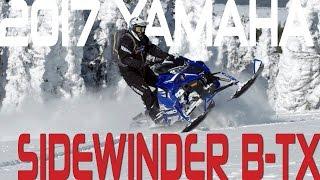 2. STV 2017 Yamaha Sidewinder B‑TX
