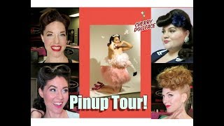 Vintage Hair & Makeup Makeover Tour: Fall 2017! by CHERRY DOLLFACE