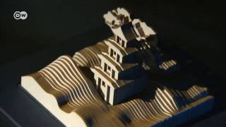 Design feito com papel para inventar objetos