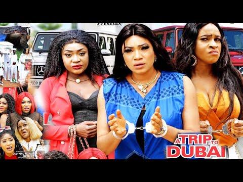 A TRIP TO DUBAI SEASON  6 (NEW HIT MOVIE) - NEW MOVIE|2020 LATEST NIGERIAN NOLLYWOOD MOVIE