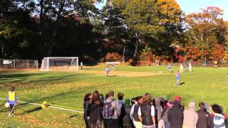 Seahawks VS Waynflete: Girls Soccer Playoffs