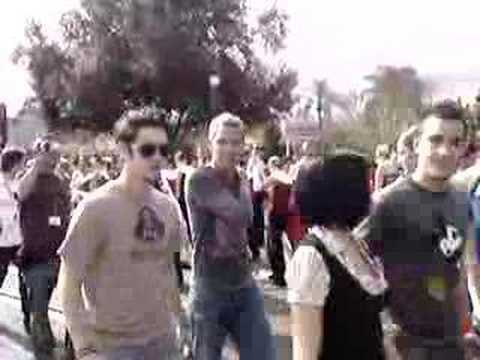 RBD canta Mi Amor, en el Magic Kingdom (Walt Disney)