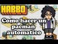 Habbo Como Hacer Un Pacman Autom tico juego Wired