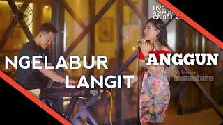 Video Anggun Pramudita - Ngelabur Langit (Official Video Cover) MP3, 3GP, MP4, WEBM, AVI, FLV Agustus 2018