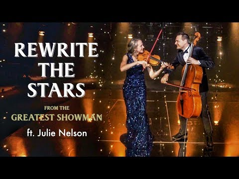 "The Greatest Showman Ensemble  ""Rewrite The Stars"" Cover"