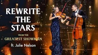 Video Rewrite the Stars - Violin/Cello EXTENDED STORY Version (from the Greatest Showman) The Piano Guys MP3, 3GP, MP4, WEBM, AVI, FLV Juli 2018