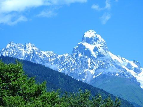 See the beauty of Mountainous SVANETI region of Georgia (HD quality video) (видео)