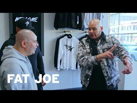 Fat Joe Learns A Magic Trick   Hip-Hop Houdini   Fuse