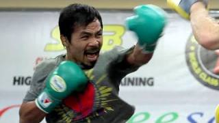 FIGHT CAMP 360: Episode 2: Pacquiao vs. Mosley