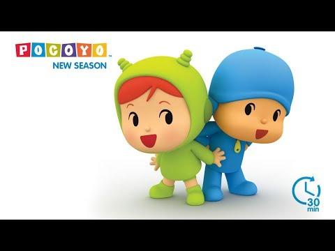 Pocoyo Italiano NUOVA STAGIONE  (4)  Collezione Italiano - Cartoni Animati  30 minuti [4]