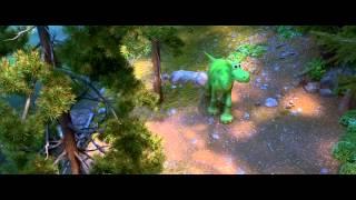 The Good Dinosaur - Trailer