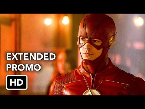 """The Flash 4x21 Extended Promo """"Harry and the Harrisons"""" (HD) Season 4 Episode 21 Extended Promo"""