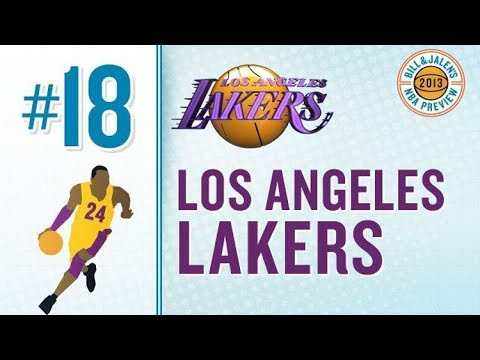 Can Kobe Bryant Save A Mediocre Lakers Team?   Bill and Jalen's 2013 NBA Preview   Rank no. 18