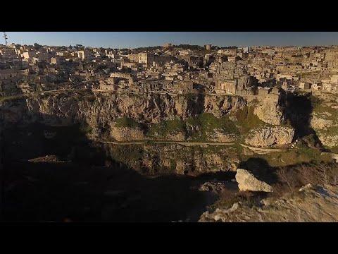Europas Kulturhauptstadt Matera - Aufbruch in eine of ...