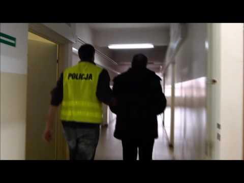 31-letni recydywista w rękach toruńskiej policji