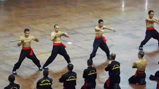 Màn biểu diễn của Môn Phái Nam Huỳnh Đạo