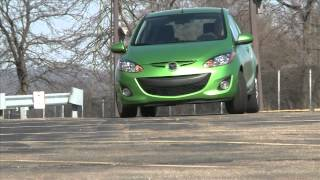 2012 Mazda 2 Test Drive And Review