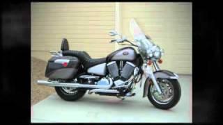 1. 2006 Victory Touring Cruiser Premium