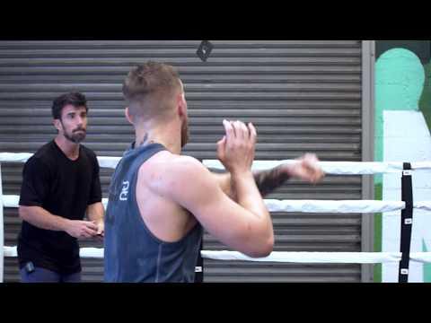 Conor Mcgregor - Ido Portal Chaotic Card Drill (видео)