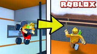 ROBLOX JAILBREAK ATV ESCAPE ROUTE