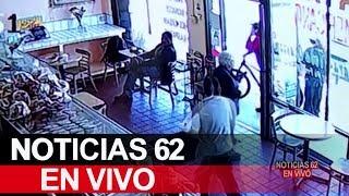 Sospechoso hondureño tras las rejas. – Noticias 62.  - Thumbnail