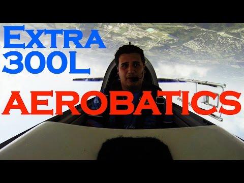 Extra 300L | Hands-On Aerobatics | Sun N' Fun 2015