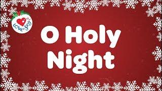 O Holy Night Kids Site Youtube Com
