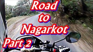 Nagarkot Nepal  city photos : Honda CRF250L - The road to Nagarkot / Nepal - Part 2