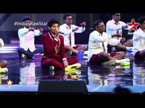 India's Raw Star: Darshan Raval revisits the 90's! 31 October 2014 05 PM