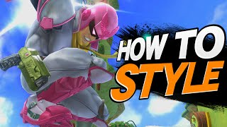 How to Style With Captain Falcon
