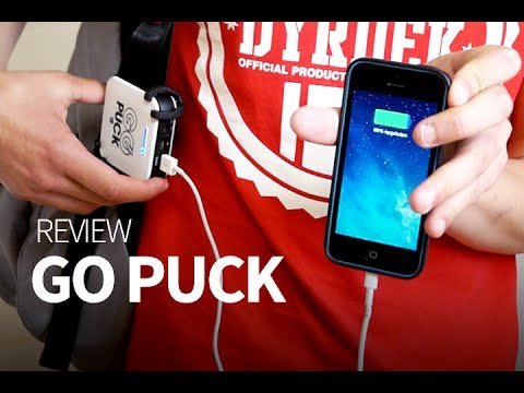 Review: Go Puck: The Best Battery Pack for Wearable Devices?