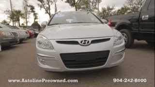 Autoline's 2010 Hyundai Elantra Touring GLS Walk Around Review Test Drive